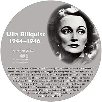 Den Kompletta Ulla Billquist 1944-1946