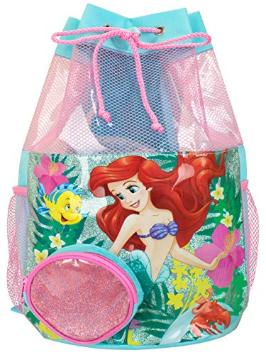 Disney Bolsa de Natación para Niños La Sirenita