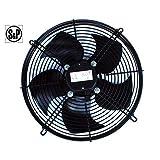 Ventilador S&P HRB/4-350 BPN aspirante | Aspirantes 175 W, 1390 rpm, 2950 m³/h, 230 V Monof. Aspirantes