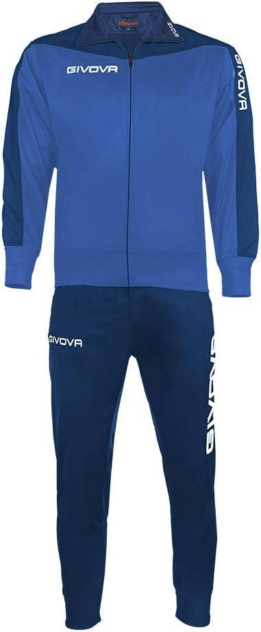 Home Shop Italia Givova Tuta Roma Uomo Donna Sport Abbigliamento ...