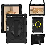 Junfire Rugged Case for Vankyo Matrixpad S30 10 Inch Tablet