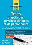 Tests d'aptitudes, psychotechniques et de personnalité - Parcours de sélection de police, gendarmerie, administration pénitentiaire, douanes, finances publiques