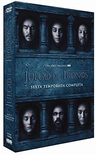 Juego De Tronos Temporada 6 Premium [DVD]