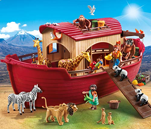 The Noah's Ark playset is one of the best new Playmobil sets this year