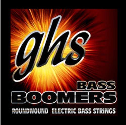 GHS Boomers Breve Escala Regular 50-107 Bass Set...