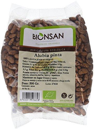 Bionsan Alubia Pinta   Cultivo Ecológico   Bolsa de 500gr