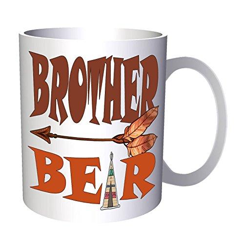 Flèche d'ours de frère 33 cl Tasse u212