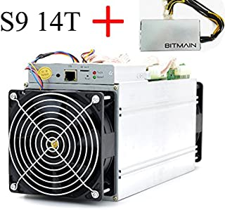 Antminer S9i/j 14TH Bitcoin Miner Antminer Include APW PSU and Power Cord