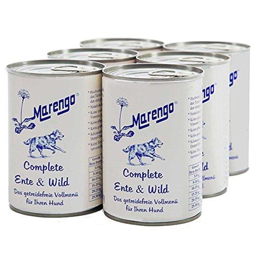 Marengo Complete Ente & Wild Dose 6 x 400 g