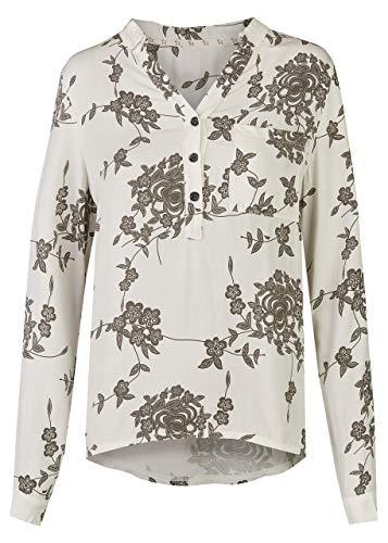 HEIMATLIEBE Damen Bluse mit Blumenmuster