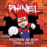 Redman 80 Bar Challenge [Explicit]