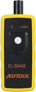 Yourshops EL-50448 Auto Tire Pressure Monitor Sensor TPMS Relearn Reset Activation Tool Pro OBDII Scan Tool Diagnostic OBDII Reader Scanner 1Set