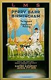 DGBELL Birmingham Greyhound Racing 1928 Series Blechschild