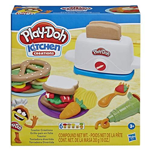 Play-Doh La Tostadora (Hasbro E0039EU6)