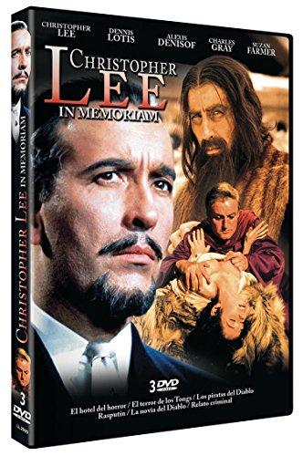 Christopher Lee in Memoriam [DVD]