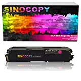 SinoCopy XXL Magenta Toner für Samsung CLP-680 M 3.500 Seiten S, kompatibel zu Samsung CLP-680 DW ND Series CLX-6260 FD FR FW ND - CLT-K506L C506L M506L Y506L