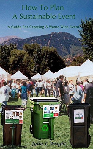 How To Plan A Sustainable Event: A Guide For Creating A Waste Wise Event (English Edition)
