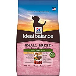 Hill's Ideal Balance Small Breed Dog Food