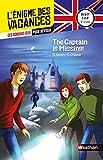 The captain is missing ! - L'énigme des vacances Anglais - 5e vers 4e - 12/13 ans