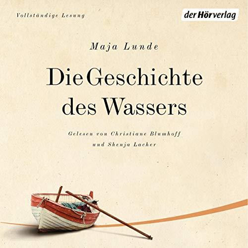 Die Geschichte des Wassers audiobook cover art
