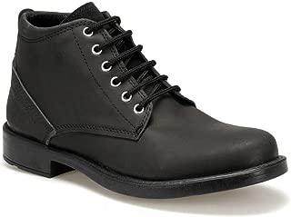Forester Crm-1-1 Antrasit Siyah Erkek Deri Ayakkabı