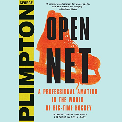 Open Net audiobook cover art