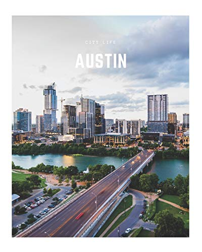 Compare Textbook Prices for Austin: A Decorative Book │ Perfect for Stacking on Coffee Tables & Bookshelves │ Customized Interior Design & Home Decor City Life Book Series  ISBN 9781708470326 by Co., Decora Book