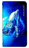 [Galaxy Note20 Ultra 5G SC-53A ] ベルトなし スマホケース 手帳型 ケース ギャラクシーノート20 ウルトラ5G 8145-E. NEW HOPE かわいい 可愛い 人気 柄 ケータイケース クリスチャン ラッセン