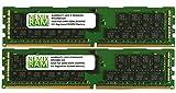 NEMIX RAM 64GB 2x32GB DDR4-2933 PC4-23400 2Rx4 ECC Registered RDIMM Memory for Servers and Workstations