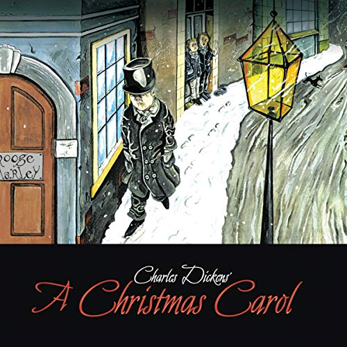 Charles Dickens' A Christmas Carol: A Radio Dramatization Audiobook By Charles Dickens,                                                                                        Jerry Robbins (dramatization) cover art