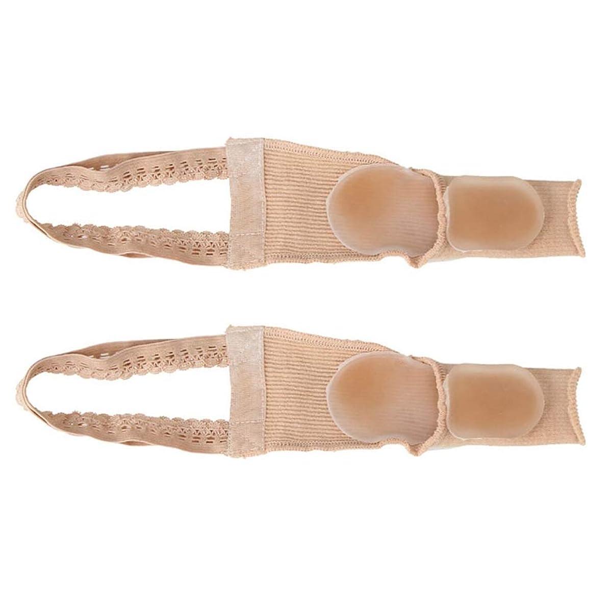 脊椎酸度ファッション外反母correction補正ウェアラブルシューズユニセックスオーバーラップトウセパレーターで痛みを軽減 (Size : L)