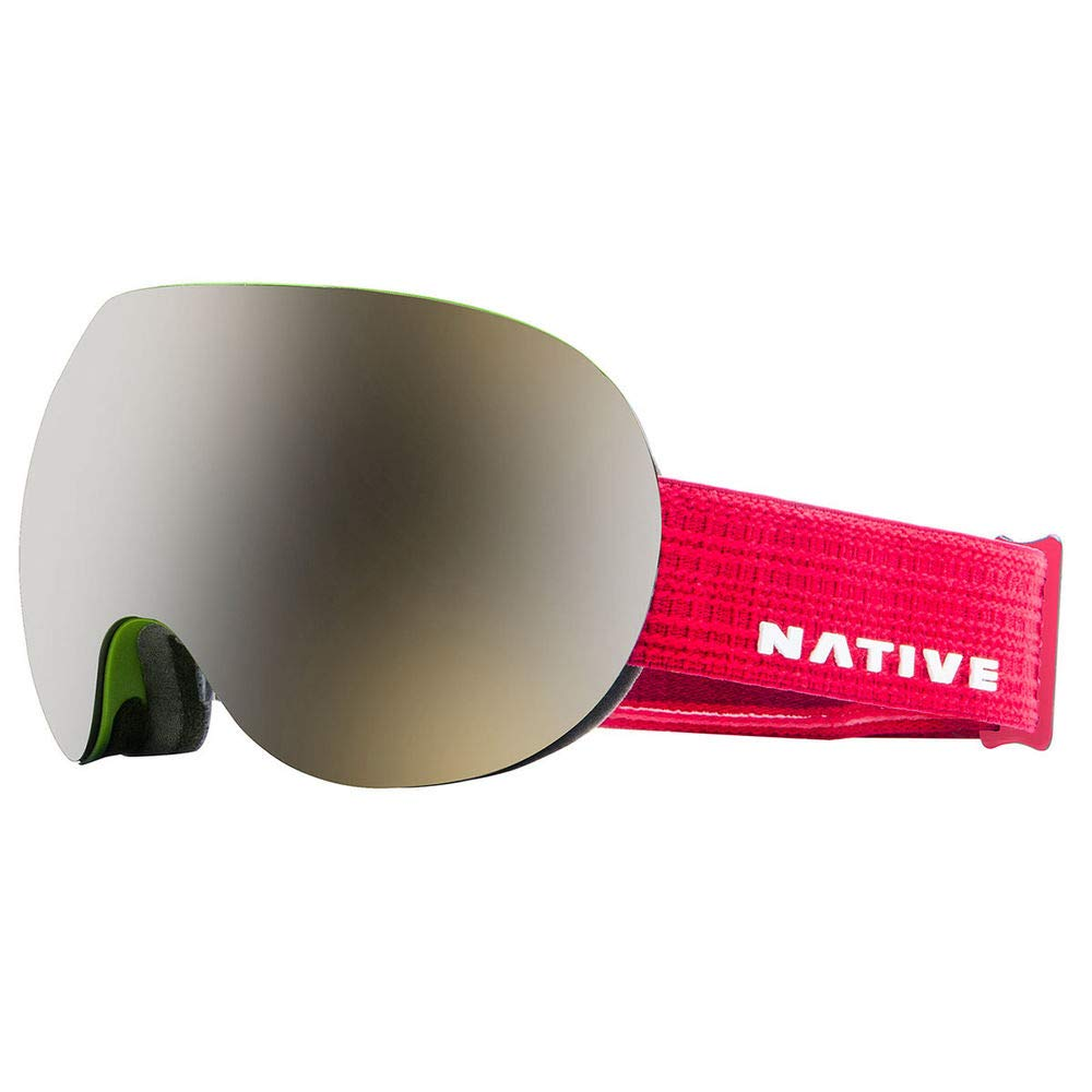 Native Eyewear Patrol Backbowl Ski Goggles