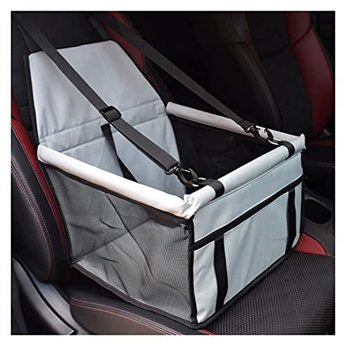 Asiento coche para perro Accesorios de viaje doble espesor malla bolsas colgantes plegables suministros para mascotas a prueba de agua Matón de perro Manta Manta de seguridad Bolsa de asiento de coche