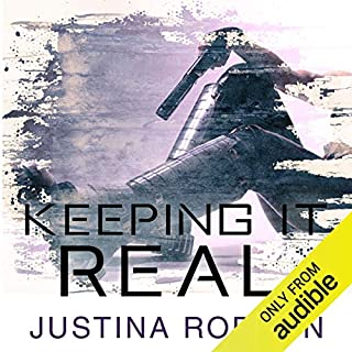 Keeping it Real     Quantum Gravity, Book 1              By:                                                                                                                                 Justina Robson                               Narrated by:                                                                                                                                 Mel Hudson                      Length: 11 hrs and 3 mins     2 ratings     Overall 4.5