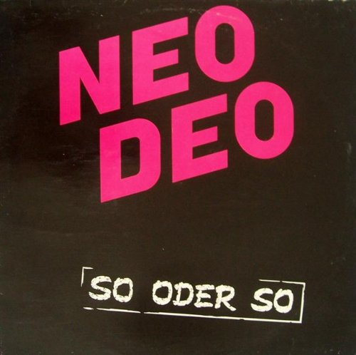 So oder so (Maxi-Single)