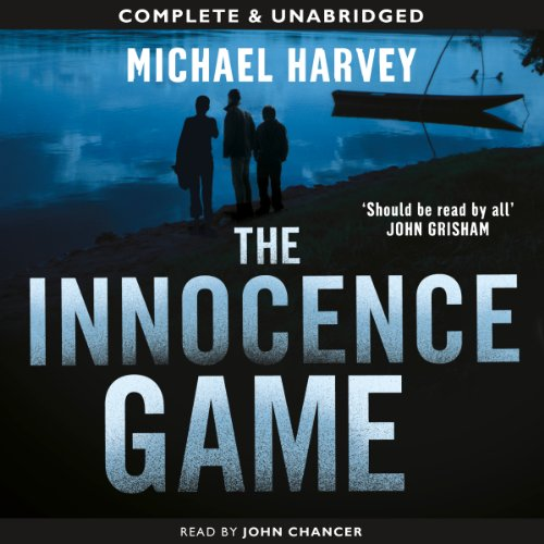 The Innocence Game audiobook cover art
