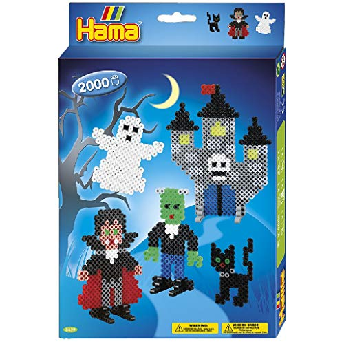 Hama 10.3439 Scary Hanging Box, Mixed