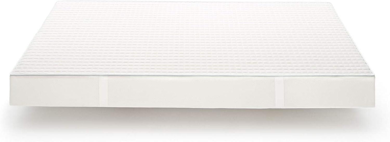 Grafenfels Weiss - die Pure Kaltschaummatratze 90x200 H3