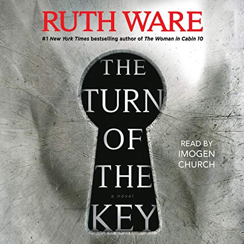The Turn of the Key audiobook cover art