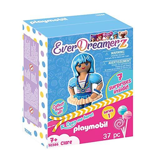 PLAYMOBIL EverDreamerz Candy World - Clare, A partir de 7 A�