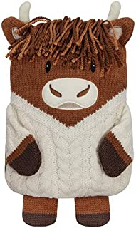 Best highland cow hot water bottle cover Reviews