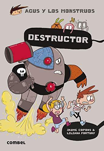 Destructor: 19 (Agus y los monstruos)