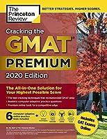 CRACKING GMAT PREMIUM 2020 (GRADUATE TEST PREP)