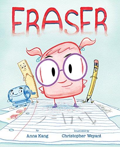 Eraser (English Edition)