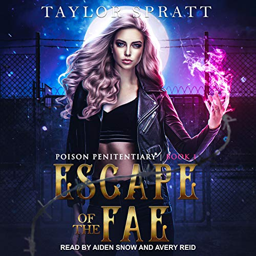 Escape of the Fae Audiobook By Taylor Spratt cover art