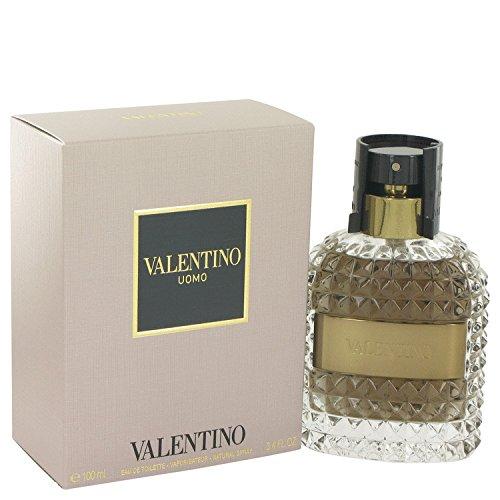 Valentino Uomo by Valentino for Men 3.4 oz Eau de Toilette Spray