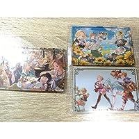 3枚セット グラブル カード キラ グランブルーファンタジー ウエハース