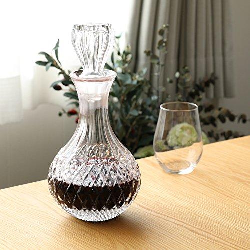 アデリアデカンタ720mlNT1002デカンタ日本製クリスタルガラス製NT-1002