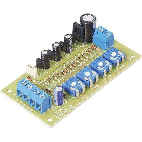 Soundmodul Dieselmotor 6-13 V