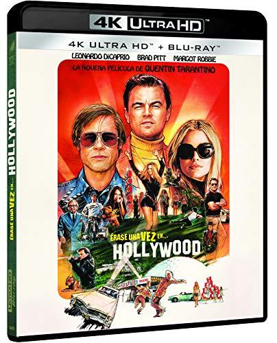 Erase una vez…en Hollywood (4K UHD + BD) [Blu-ray]